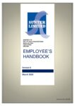 Sunter - Employee Handbook (March 2020)