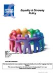 PO-004 - Equality & Diversity Policy 2019-20 (Renewal Oct 21)